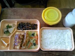 八王子市中学校給食